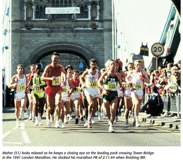 Born Again Runner – Irish Runner Feature Article